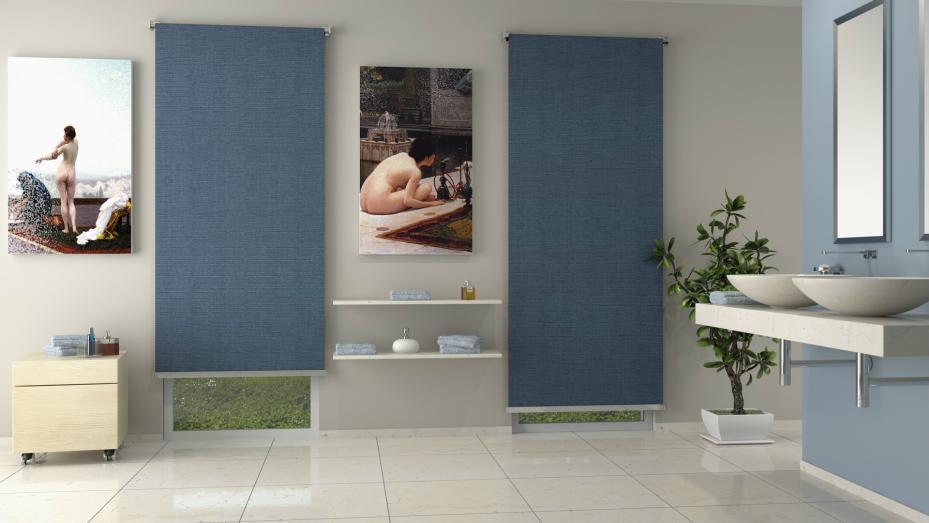 vovell.com | creativo bagno rivestimenti. specchio in bagno ...